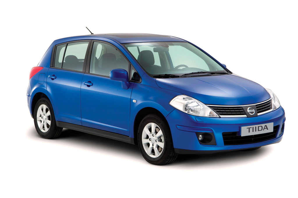 car insurance - Nissan Tiida