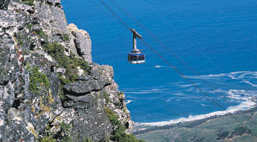 Table Mountain cable car tours