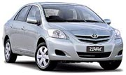 Toyota Yaris - click for other options