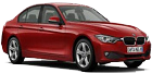Hire a BMW316i car at South Africa airport car hire