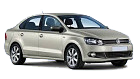 South African Car hire rates for VW Polo Sedan