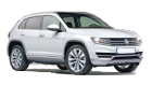 South Africa airport car hire VW Tiguan