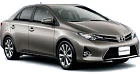 car hire South Africa Toyota Corolla