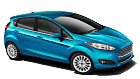 South African Car rental rates for Ford Fiesta