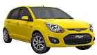 Ford Figo South African airport car hire rates