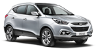 Airport car hire south africa Hyundai