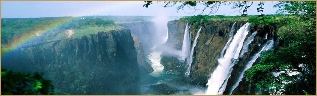 Victoria Falls self tours