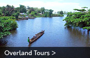 The Pangalanes Canal tour
