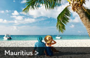Relaxing tropical island Mauritius holidays