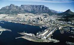 Table Mountain & th Mother City