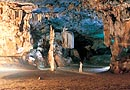 Cango Caves in Oudtshoorn - South Africa bus tour