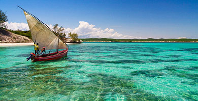 Madagascar Holiday Island - Diego Suarez Northern Madagascar - Emerald Sea