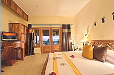 Vanila hotel room