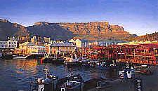 Cape Town under Table Mountain - South African Family Vacation special