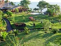Vanilla Hotel Nosy Be island Madagascar