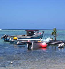 La Petit Traversee - Ile aux Nattes Madagascar