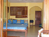Large & spacious ocean rooms - Vanilla Hotel Nosy Be Island Madagascar