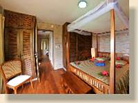 Masoandra Lodge luxury double accommodation chalets